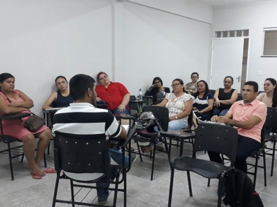 Encontro presencial do Curso de Pedagogia