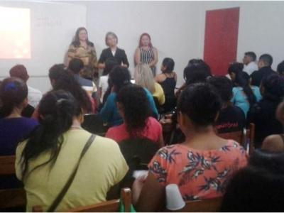 Polo EaD de Juriti acolheu os acadêmicos com Aula Inaugural