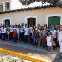 Estudantes do Curso de História EaD visitam patrimônio histórico de Sobral