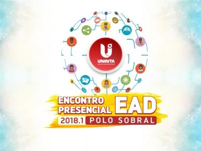 Polo UNINTA EaD de Sobral oferecerá o Encontro Presencial 2018.1