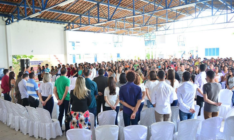 Polos EAD de Santana do Ipanema e Ouro Branco realizaram aula inaugural