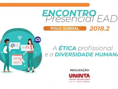 UNINTA realizará o Encontro Presencial EaD 2018.2