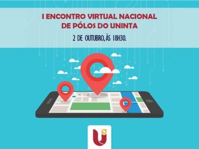 I Encontro Virtual Nacional dos polos em EAD do UNINTA