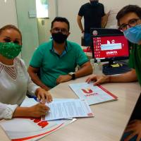 Polo Sobral celebra novas parcerias para campo de estágio curriculares