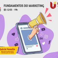 """""""Momentos Síncronos"""" traz Fundamentos do Marketing como tema nesta quarta-feira, 12 de maio"""