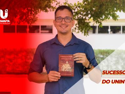 Coordenador de Teologia do UNINTA lança segundo livro