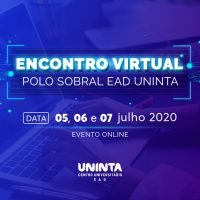 Polo UNINTA EaD de Sobral abre inscrições para Encontro Virtual 2020.1