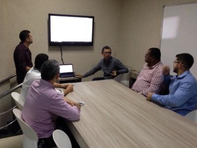 Pró-Reitoria de Educação a Distância promoveu formação da equipe de expansão e auditoria