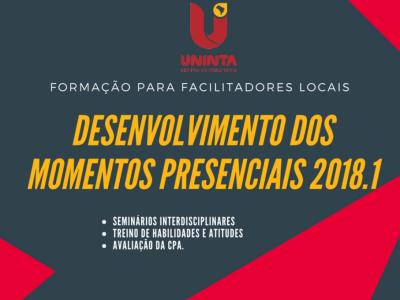 UNINTA EaD promove Formação de Facilitadores