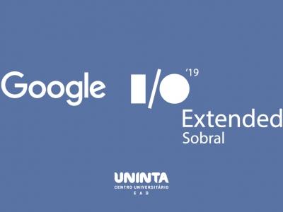 UNINTA sediará Google I/O Extended em Sobral