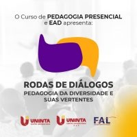 Pedagogia UNINTA realizará rodas de diálogos sobre diversidade