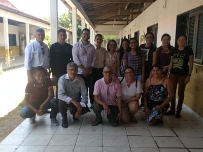 Polo EAD Sobral participa de implantação de novo polo no Maranhão