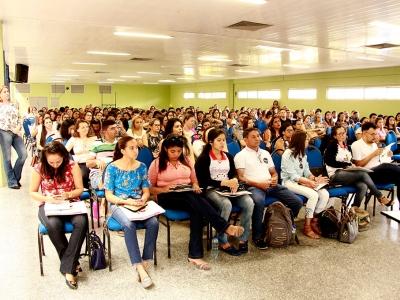 Encontro Presencial EaD UNINTA reúne mais de 300 estudantes em Sobral